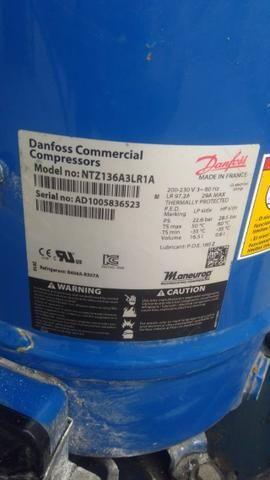Compressor Danfoss - Kit completo Ar condicionado