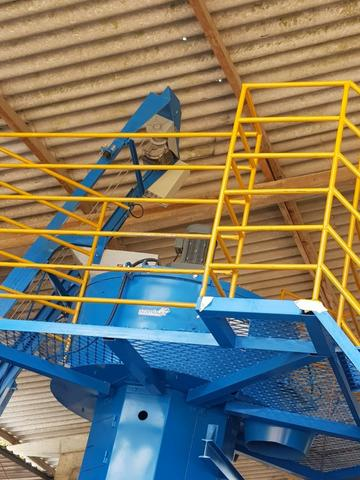 Misturador de concreto 600l - Foto 5