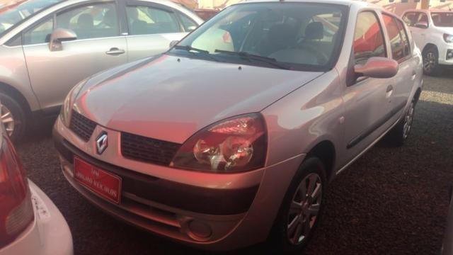 Clio Sedan(1.0)(completo(Financie*até 100%do veiculo(Parcelas a partir de R$449,90) 04/05 - Foto 7