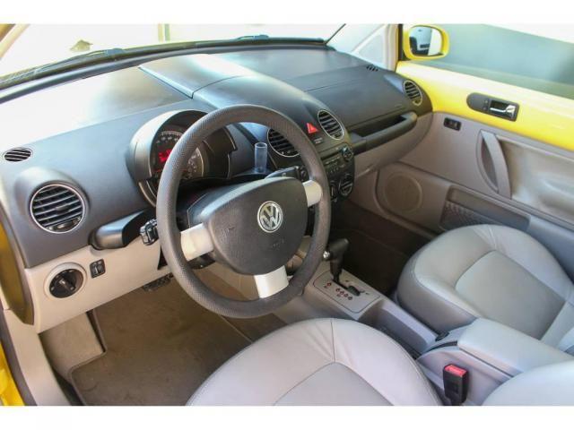 Volkswagen New Beetle BEETLE 2.0 AT - Foto 8