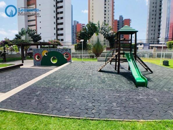 Apartamento com 4 dormitórios à venda, 182 m² por R$ 1.500.000,00 - Guararapes - Fortaleza - Foto 19