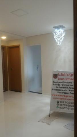 Gesso / Isolamento Acustico/ Parede Drywall - Foto 2