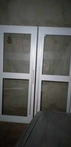 Portas divisória em Mdf com vidro - Foto 2