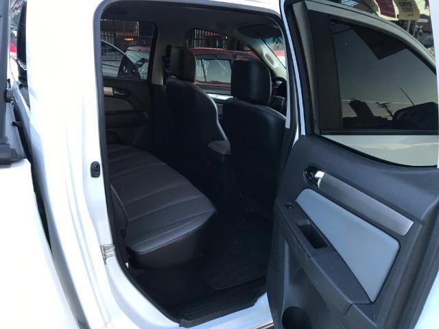 S10 LTZ 2.8 Diesel ! 4X4 Automatica ! Top de Linha ! unico Dono ! Imperdivel ! - Foto 15