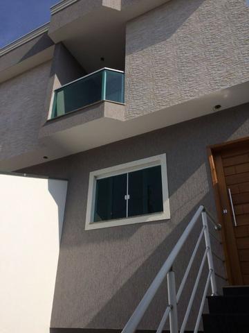 Sobrados novos Vila Ré com 3 dormitórios e 4 vagas cobertas - Foto 14