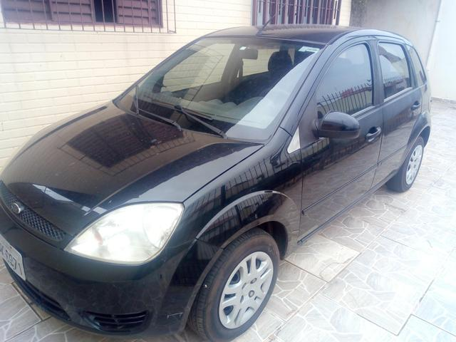 Ford Fiesta Supercharger 1.0 Gasolina 2005
