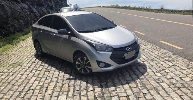 Hyundai Hb20 S Prata 1.6 automático 14/15 - Foto 3
