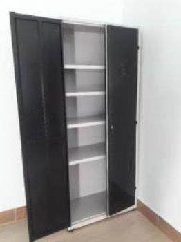 Armário de Aço com 02 Portas Pandin