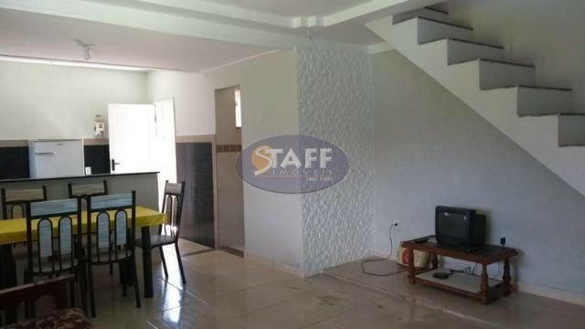 OLV-Casa com 2 dormitórios à venda,- Cabo Frio/RJ CA1169 - Foto 5