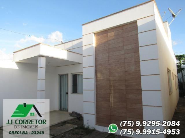 Casa Residencial - 174.3m² (Próximo a BR-116 e ao Condomínio Serra Ville) - Foto 16