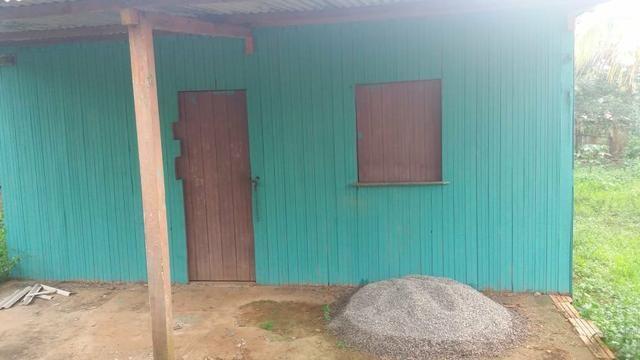 Vende-se ou troca-se uma casa em Senador Guiomard - Foto 4