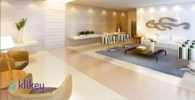 Apartamento à venda com 3 dormitórios em Meireles, Fortaleza cod:7987 - Foto 13