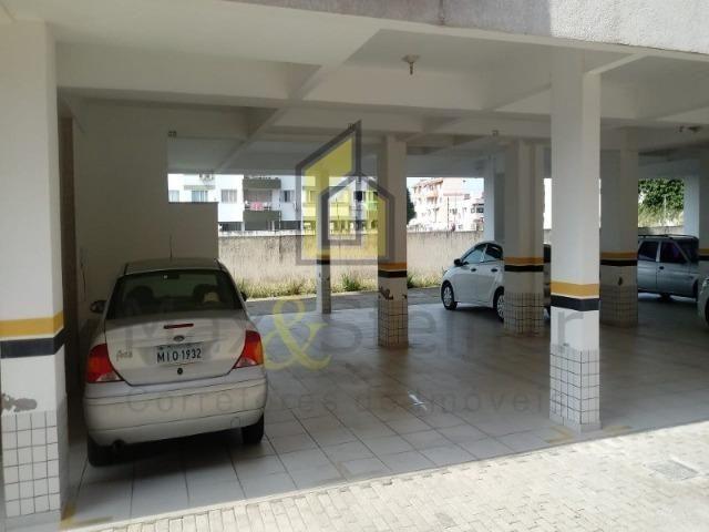Ingleses& 1km da Praia, Apartamento Semi Mobiliado com Móveis Planejados, 02 Dormitórios - Foto 17