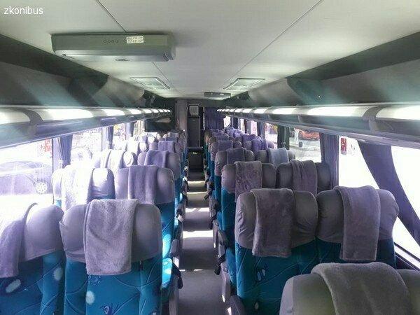 Ônibus LD 1550 8x2 Scania (entrada+parcelas) - Foto 5