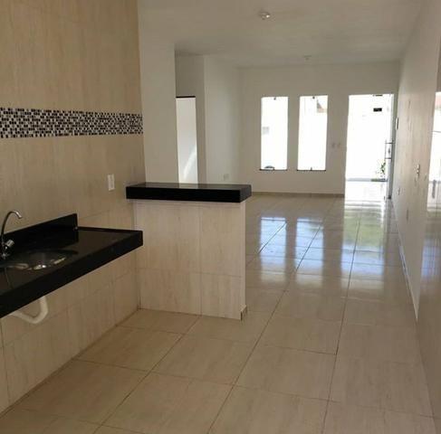 Casa com TERRENO GIGANTE !! No bairro Pedras Fone Casa (85) 99619 6009 - Foto 3