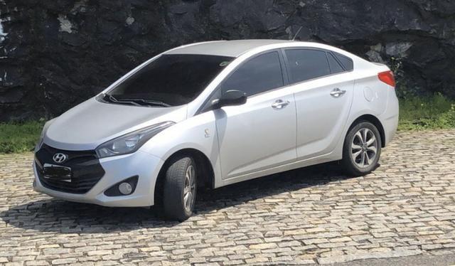 Hyundai Hb20 S Prata 1.6 automático 14/15