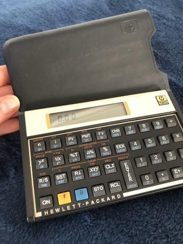 Calculadora HP12C Gold - Foto 4