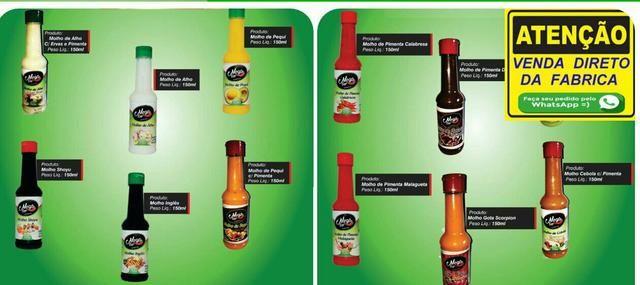 Vendas pimenta e condimentos no atacado e varejo