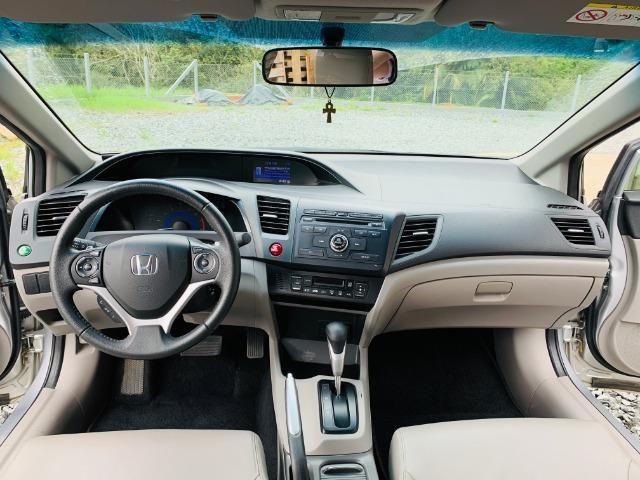 Lindo Honda Civic LXR 2.0 Impecável - Foto 10
