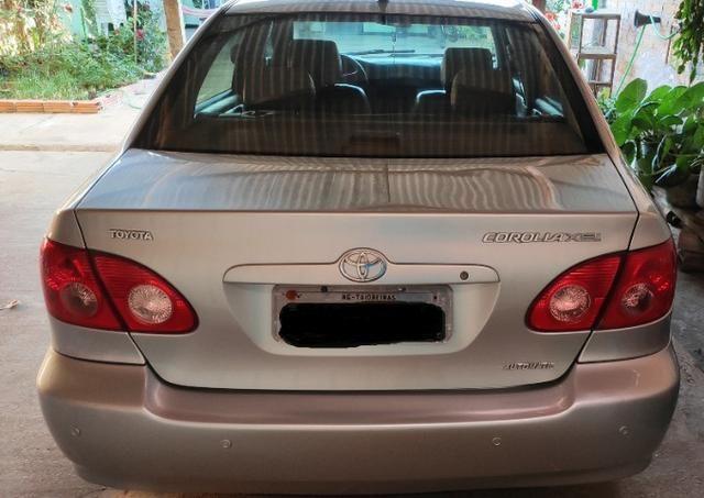 Toyota Corolla Xei automático Carro Bem Conservado 2005/2006 - Foto 6
