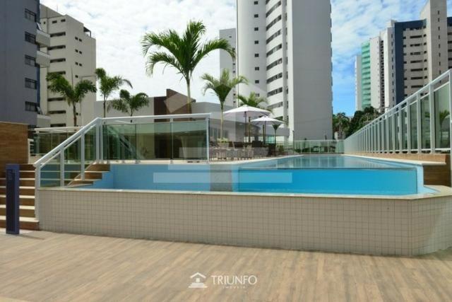 (DD20389)Apartamento novo na Aldeota_Contemporâneo_143m²_3 suítes - Foto 7