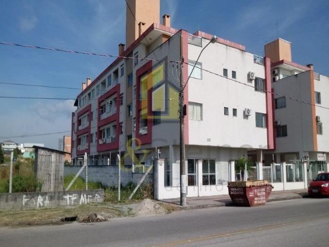 Ingleses& 1km da Praia, Apartamento Semi Mobiliado com Móveis Planejados, 02 Dormitórios - Foto 2