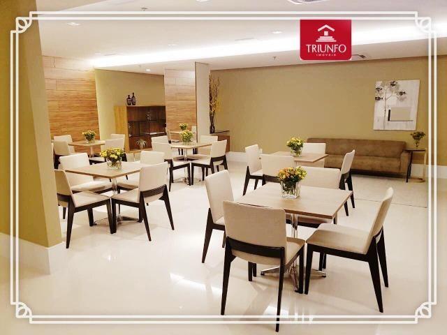 (JR) Apartamento a venda no Guararapes! 98m² > 3 Suítes > Fino acabamento > 2 Vagas! - Foto 2