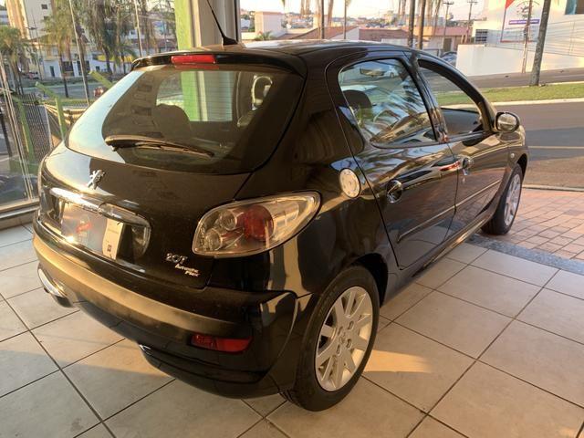 Peugeot 207 2010 1.6 Flex Automático/$19.990,00/ou Financia sem entrada 60x 599,00 - Foto 4