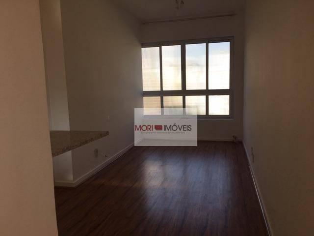 Apartamento com 1 dormitório para alugar, 35 m² por r$ 2.000/mês - bela vista - são paulo/