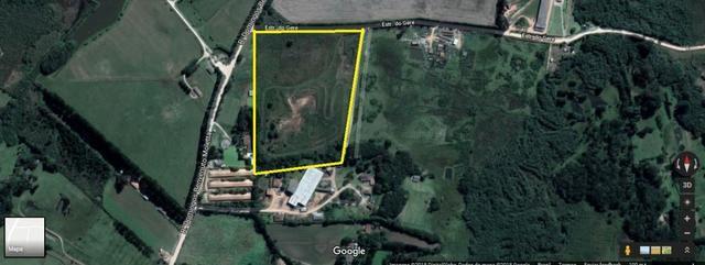 Area proximo a VW Audi Campo Largo da Roseira direto com proprietário - Foto 2