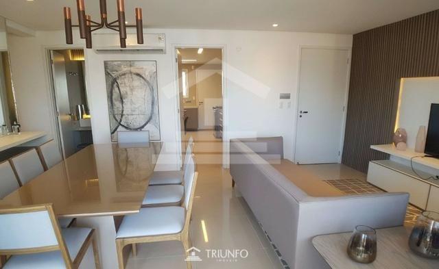 (DD12454) Apartamento a venda na Aldeota_Antonio Martins_126m²_Novo - Foto 10