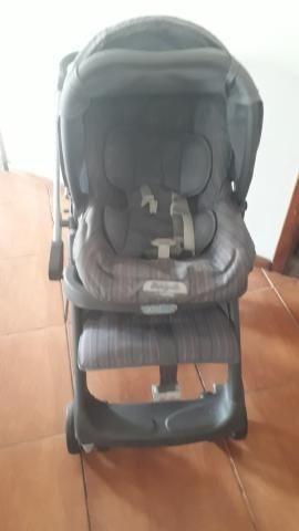 Carrinho burigotto com bebe conforto - Foto 2