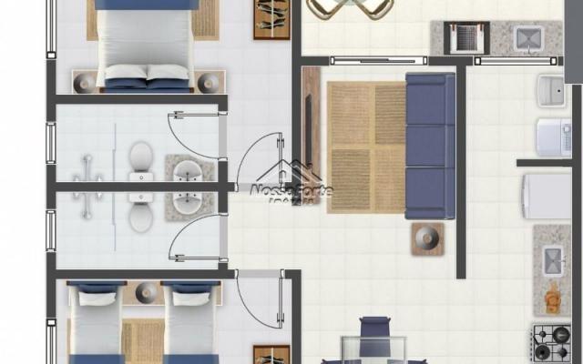 Lançamento Apartamento no Canto do Forte em Praia Grande - Foto 16