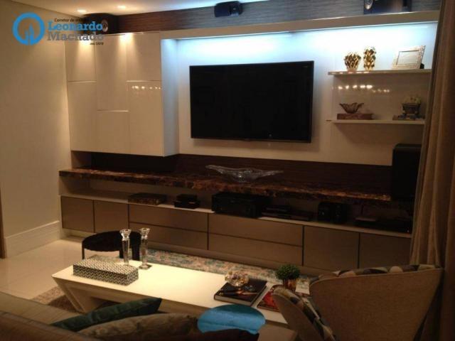 Apartamento com 4 dormitórios à venda, 182 m² por R$ 1.500.000,00 - Guararapes - Fortaleza - Foto 16