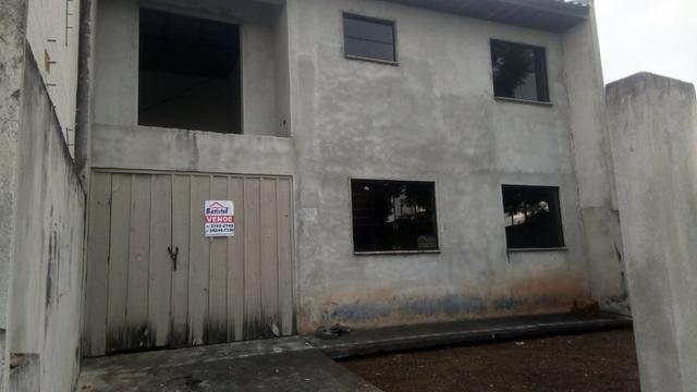 Sobrado com 138,38m² de área construída na Vila Bancária faltando acabamentos - Foto 3