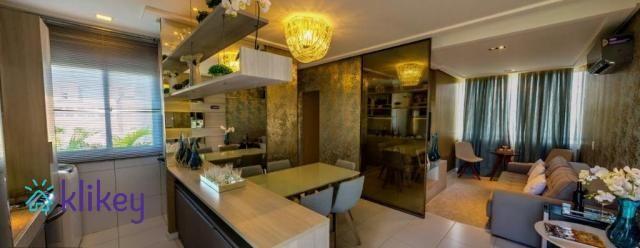 Apartamento à venda com 3 dormitórios em Messejana, Fortaleza cod:7933 - Foto 7