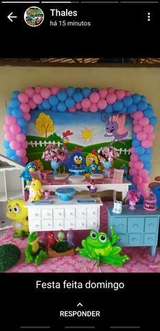 Aluguel de brinquedos e serviços de garçons - Foto 3