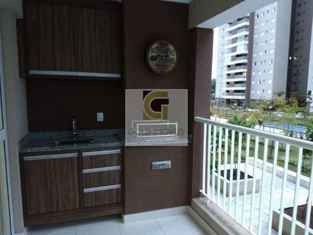 G. Apartamento com 2 dormitórios, Splendor Garden, São José dos Campos/SP