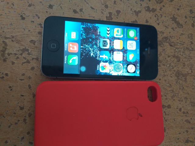 Vendo ou troco iPhone 4s