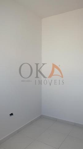 Casa aprox. 35m² 02 Dormitórios no Tatuquara é na Oka Imóveis - Foto 8