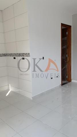 Casa aprox. 35m² 02 Dormitórios no Tatuquara é na Oka Imóveis - Foto 4