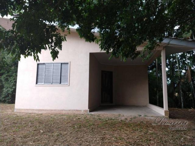 Chácara com fundos para o rio - 2559 m² por R$ 195.000 - América de Baixo - Morretes/PR - Foto 8
