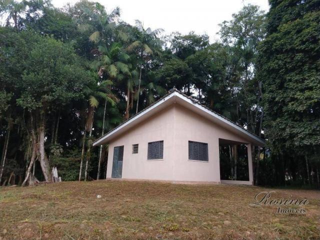 Chácara com fundos para o rio - 2559 m² por R$ 195.000 - América de Baixo - Morretes/PR - Foto 15