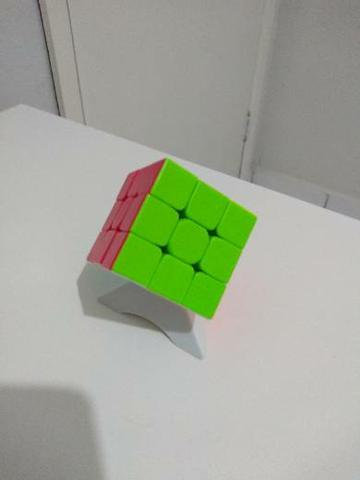 Cubo Mágico Profissional 3x3 - Foto 3