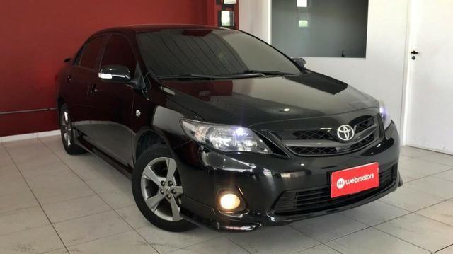 Toyota Corolla Xrs com Gnv 2013 Financio em até 60x