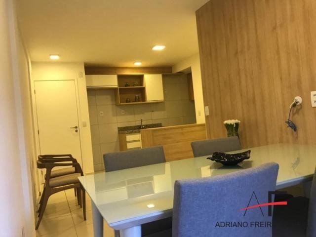 Apartamento mobiliado com 2 quartos no Centro de Guaramiranga - Foto 8