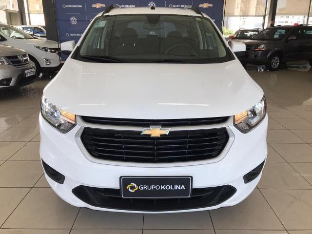 SPIN 2019/2020 1.8 LT 8V FLEX 4P AUTOMÁTICO - Foto 4