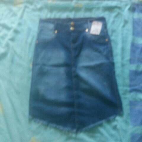 3Saia jeans secretaria moda evangélica - Foto 3