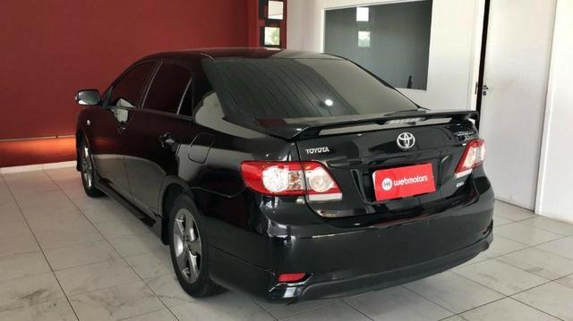 Toyota Corolla Xrs com Gnv 2013 Financio em até 60x - Foto 7