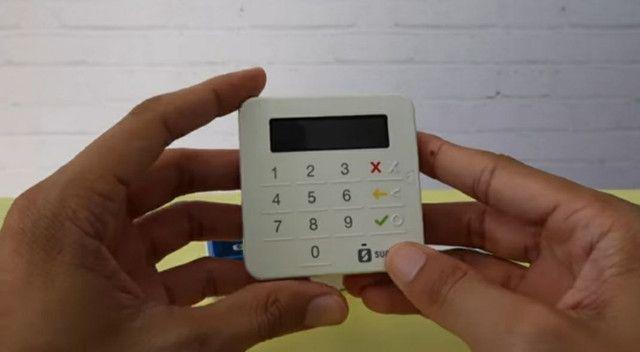 Máquina de cartão pronta entrega - Foto 4